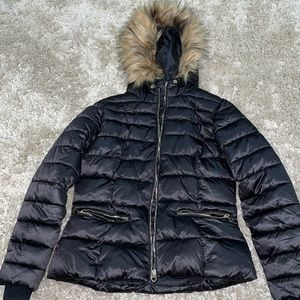 Women's puffer coat brand new with tags